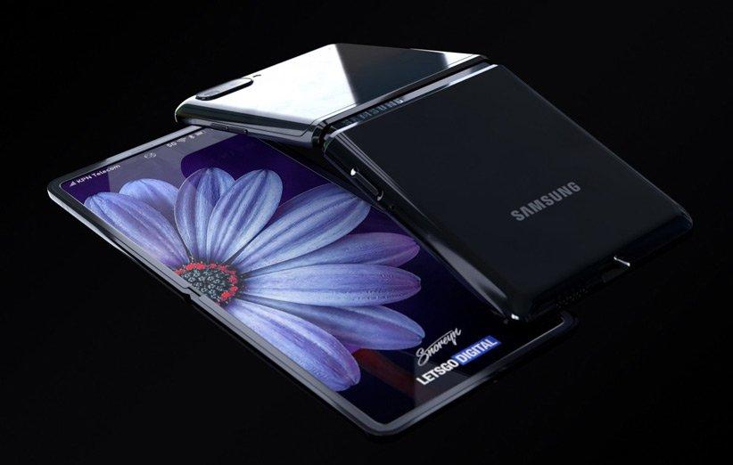 گوشی تاشو گلکسی Z Flip با قیمت ۱۴۰۰ دلار عرضه میشود