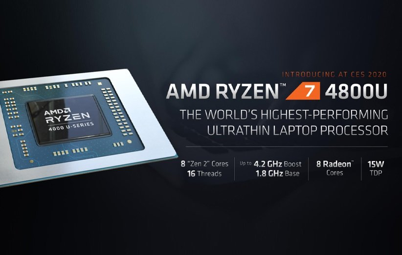 پردازنده AMD