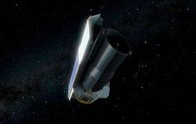 تلسکوپ فروسرخ اسپیتزر