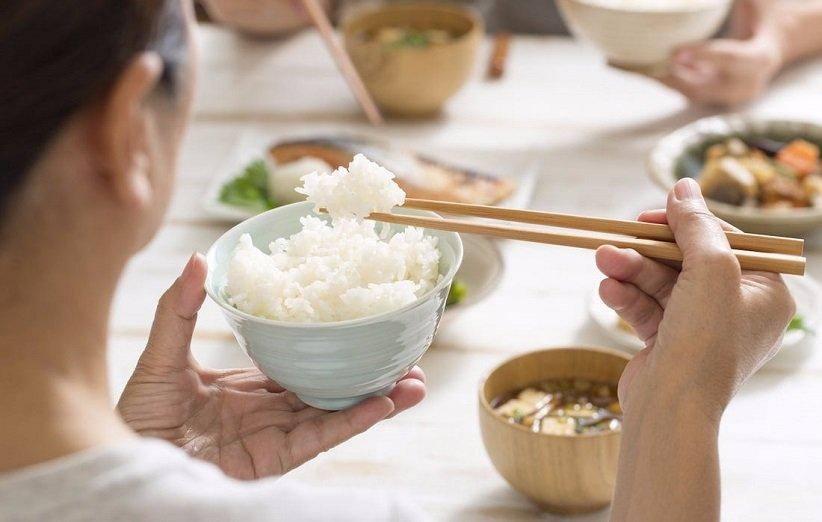 برای رژیم لاغری چند قاشق برنج بخوریم