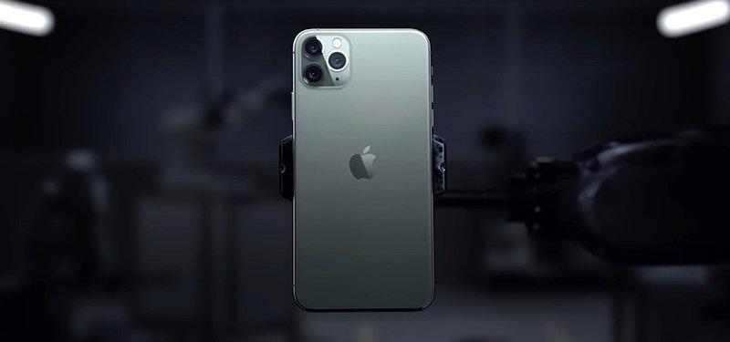 گوشی اپل آیفون 11 پرو سبز