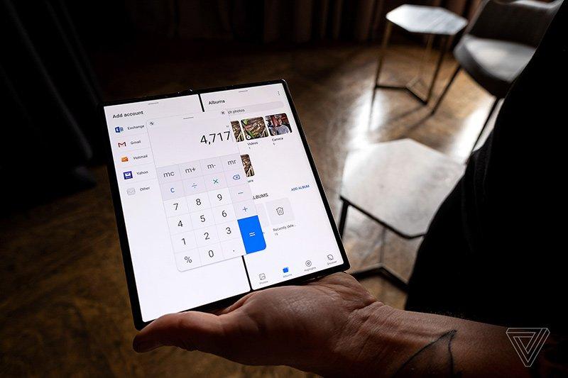 Huawei Mate Xs 05