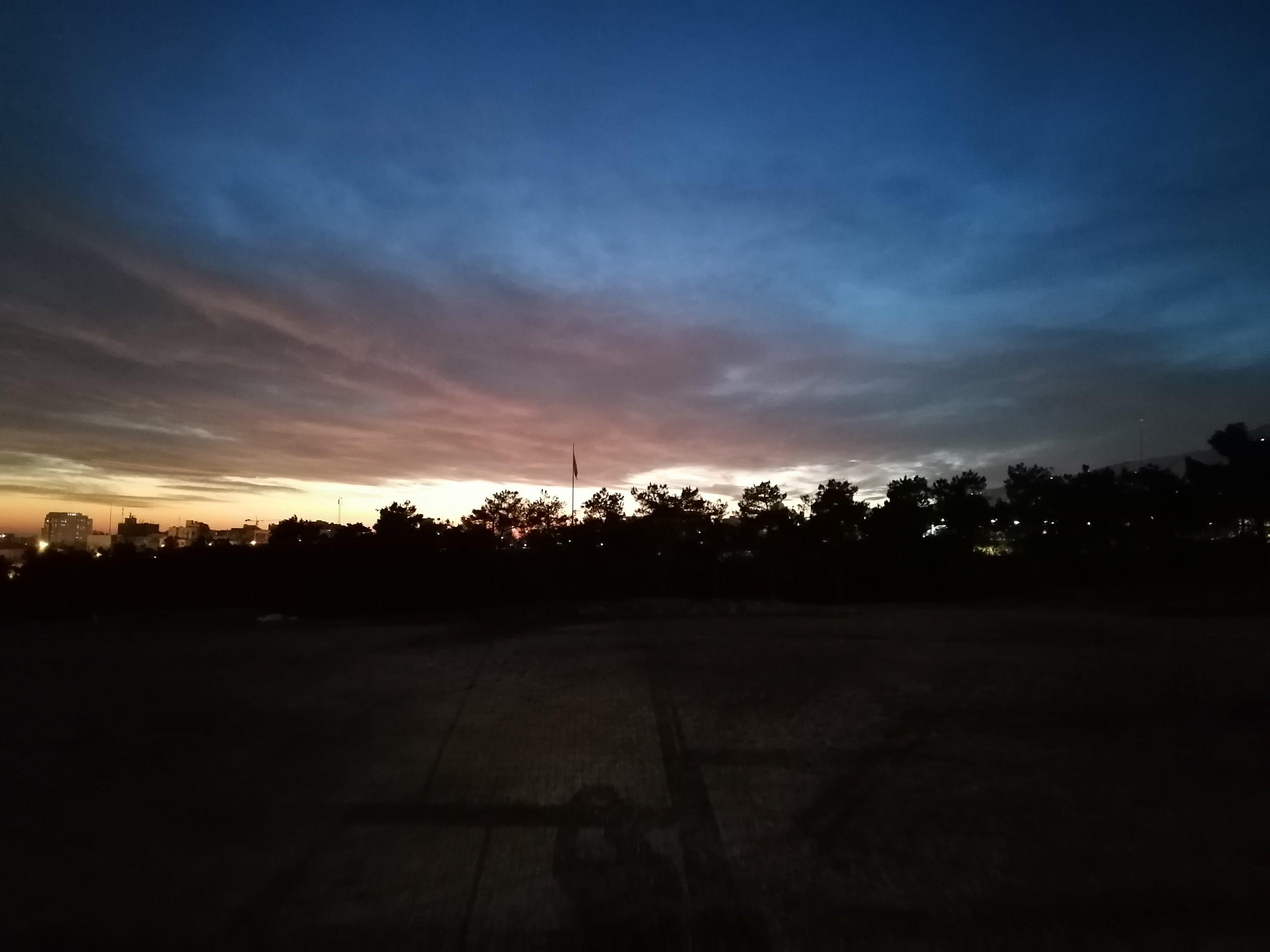 بررسی دوربین هواوی Y9s
