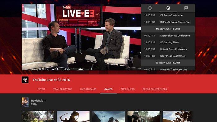 جف کیلی در E3