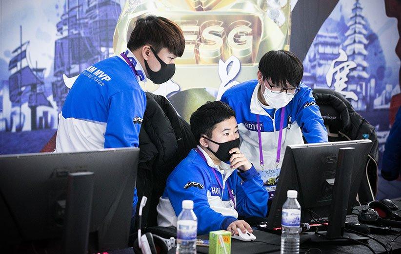 لیگ CS GO چین