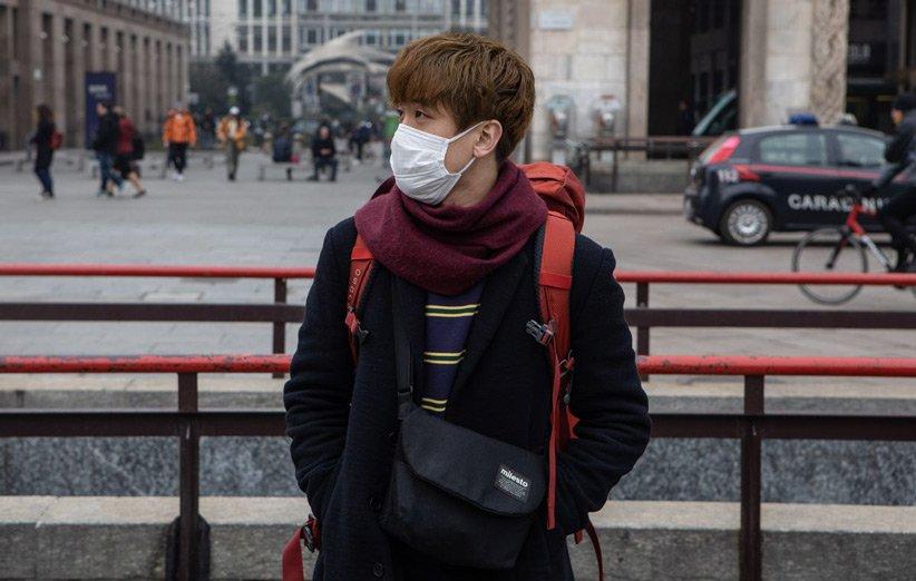 ماسک ویروس کرونا
