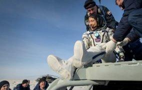 فضانورد کریستینا کخ
