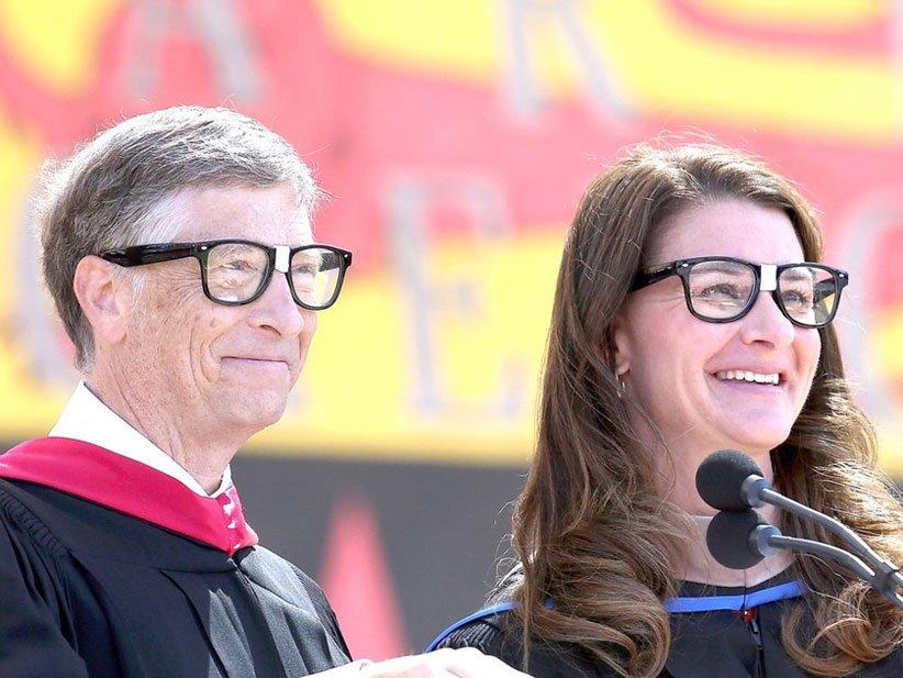 بیل و ملیندا گیتس