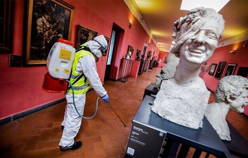 تفریحات رایگان فرهنگی برای روزهای قرنطینه؛ از برج میلاد تا موزهی لوور