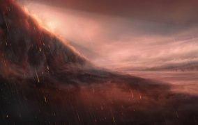 سیاره فراخورشیدی باران آهن
