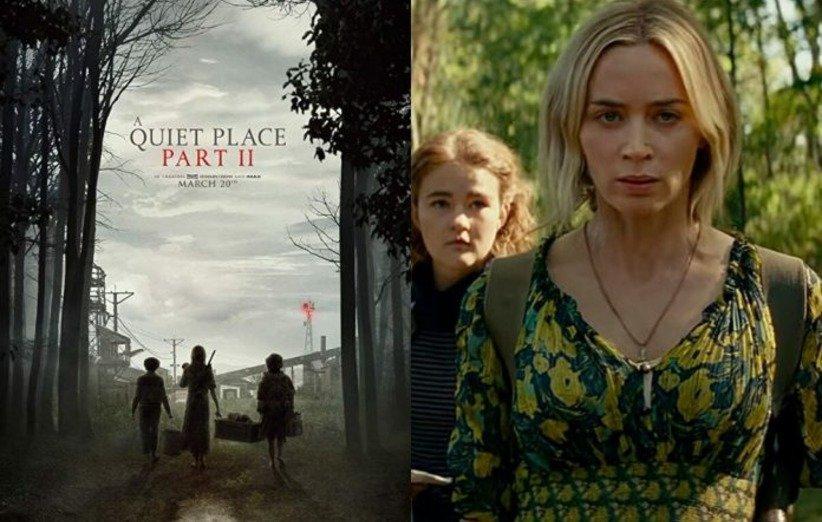 فیلم یک مکان ساکت ۲