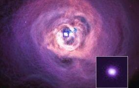 خوشه کهکشانی نظریه ریسمان