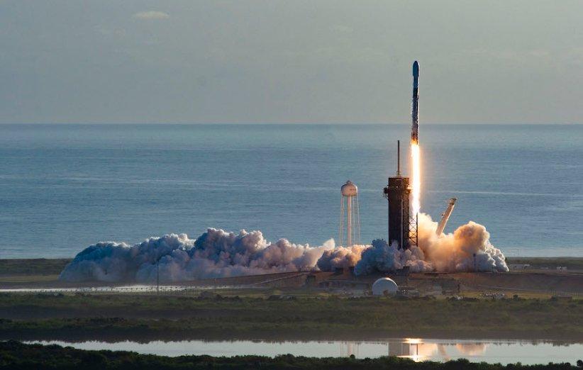 پرتاب ماهوارههای استارلینک