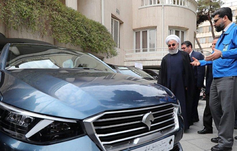 کراس اوور K125 ایران خودرو