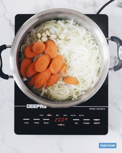 هویج خرد شده