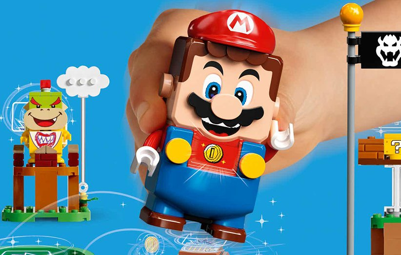 لگو سوپر ماریو تابستان امسال عرضه میشود
