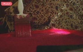 سفره قلمکاری- کارآفرینان ایرانی