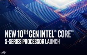 پردازنده اینتل Core i7-10700