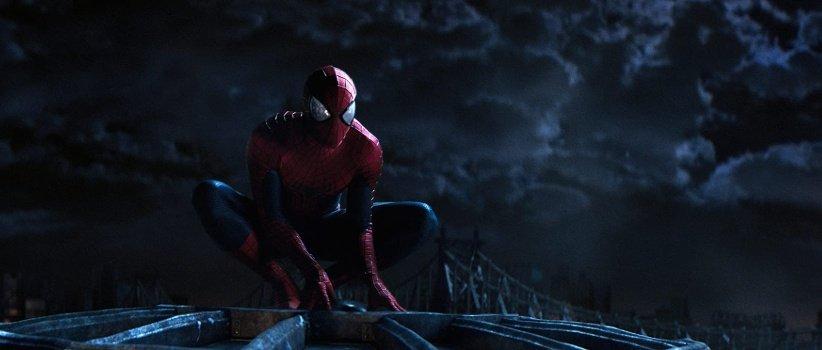 مرد عنکبوتی شگفتانگیز 2