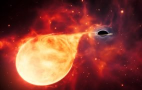 سیاهچاله میان جرم