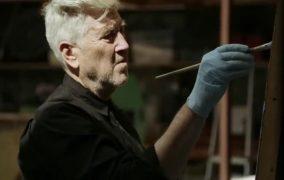 دیوید لینچ در قرنطینه
