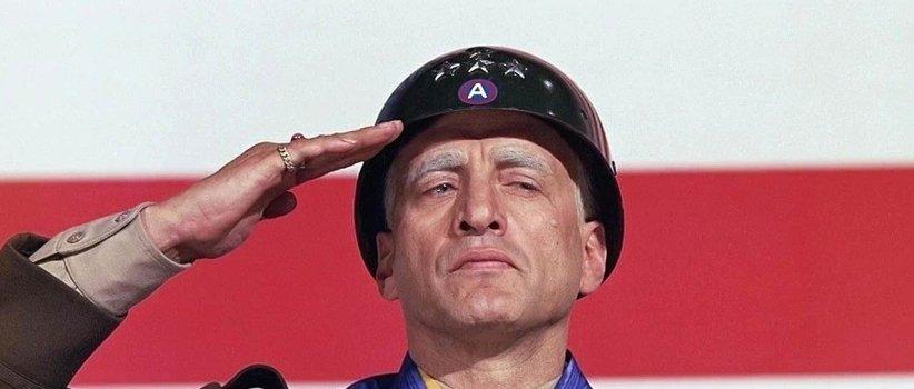 فیلم جنگ جهانی دوم پاتن