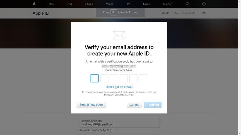 Apple ID3