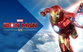 بازی Iron Man VR