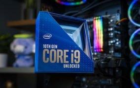 پردازنده Core i9-10900K