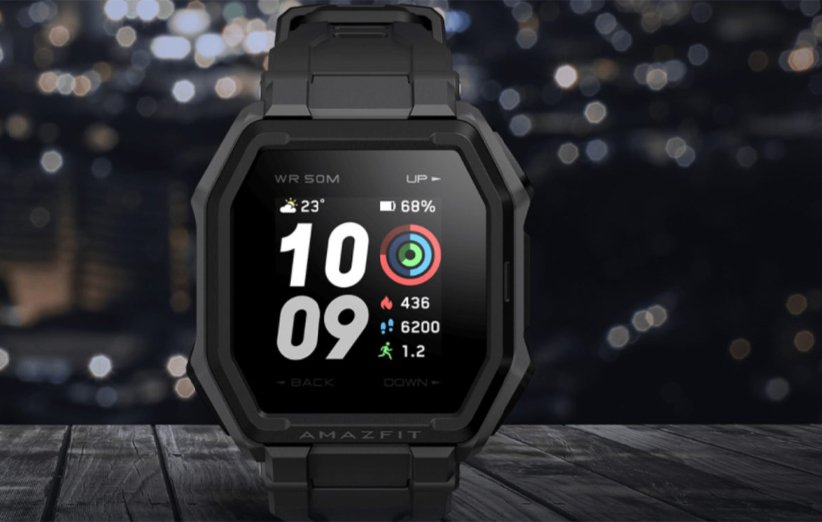 ساعت هوشمند Amazfit Ares