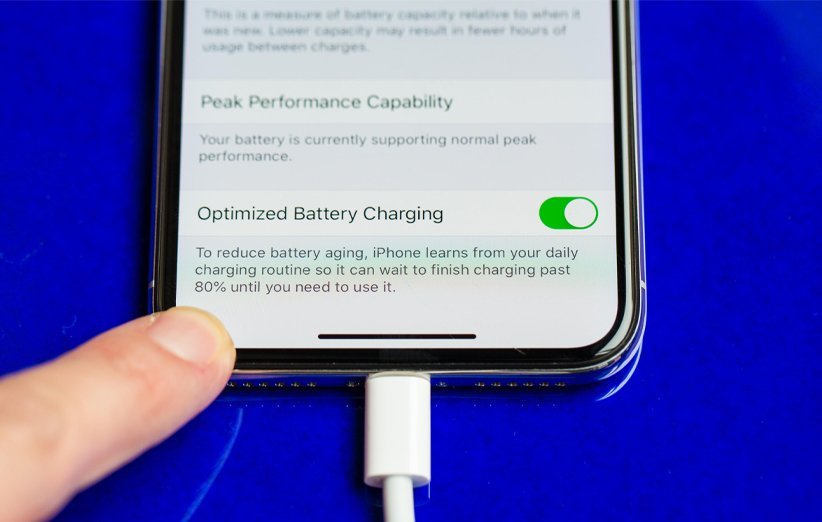 تاثیر شارژ سریع روی باتری گوشی