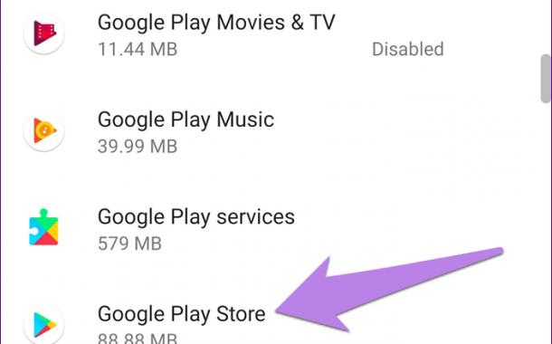 مشکل دانلود از گوگل پلی استور