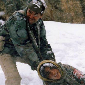 بهترین فیلم های عاشقانه ایرانی اشک سرما