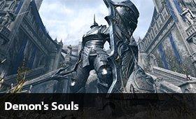 بازی Demon's Souls برای پلیاستیشن 5 رونمایی شد