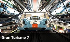 بازی Gran Turismo 7 برای پلیاستیشن 5 معرفی شد
