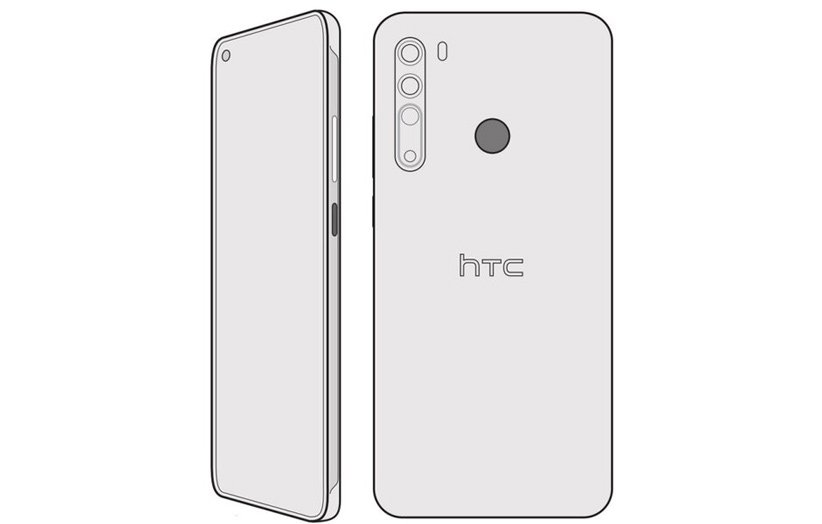 گوشی HTC Desire 20 Pro