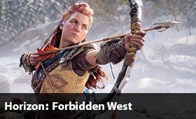 بازی Horizon: Forbidden West برای پلیاستیشن 5 معرفی شد
