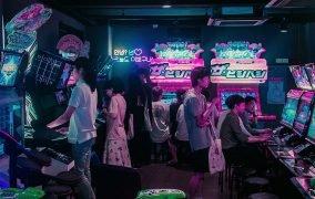 مغازه آرکید ژاپن