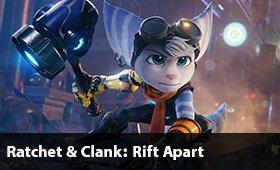 بازی Ratchet & Clank Rift Apart برای پلیاستیشن 5 معرفی شد