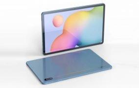 Galaxy Tab S7 design