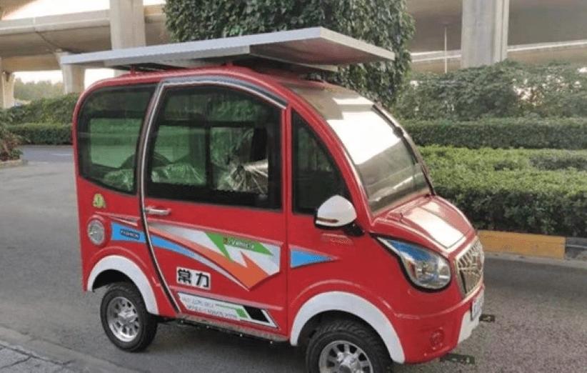 خودرو برقی چانگلی