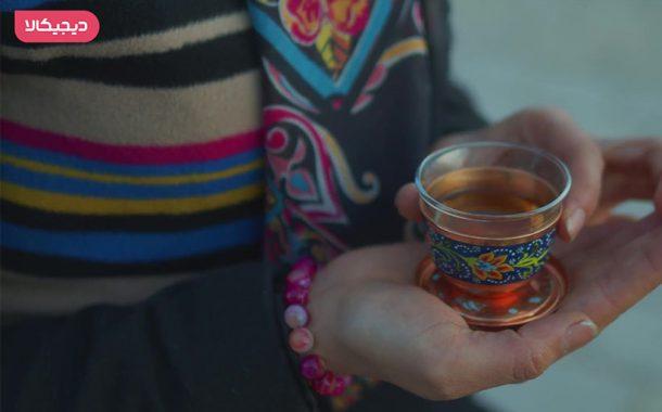 مس و پرداز، نقش ایرانی به سبک نوین