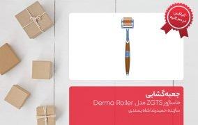 جعبه گشایی ماساژور ZGTS مدل Derma Roller سایز 1