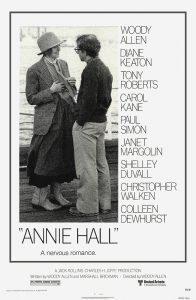 آنی هال بهترین فیلم های جهان