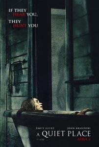 پوستر فیلم یک مکان ساکت