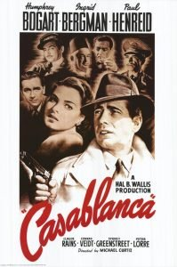 بهترین فیلم های جهان کازابلانکا