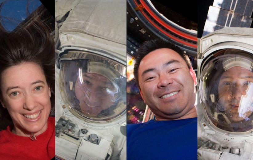 خدمهی پرواز کرو-2 ناسا در بهار 2021