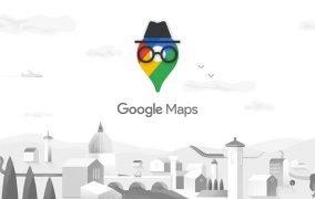 گوگل مپ و حالت ناشناس