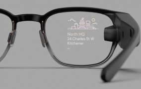 گوگل عینک واقعیت افزوده