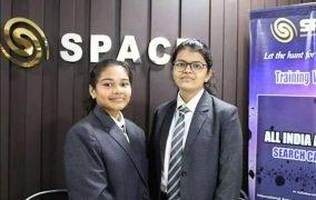 دختران دانشآموز هندی که یک سیارک کشف کردند